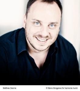 Matthias Goerne Photo: Marco Borggreve